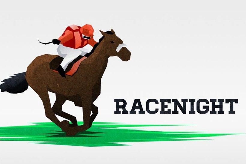 Racing Calendar April : Race night news halifax hockey club