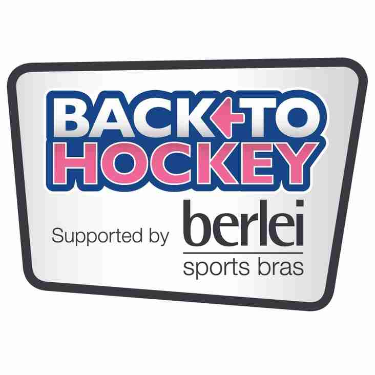 Latest Back To Hockey sessions launched