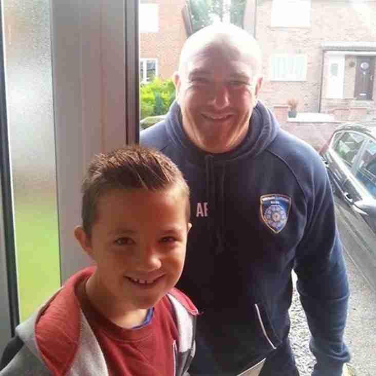 Zak McKeown - The club & Yorkshire Carnegie send best wishes