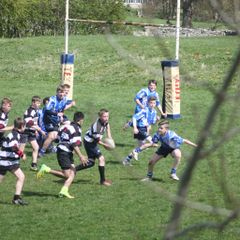 under14 vs Millom 26 April