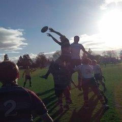 Shrewsbury vs AHS January 2014