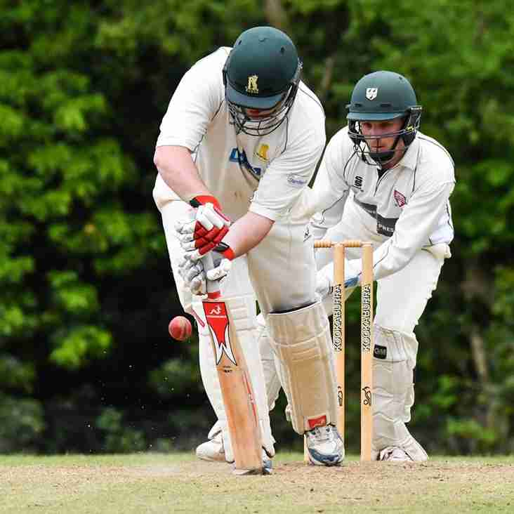 Nail biting victory in local derby moves K&D up to second