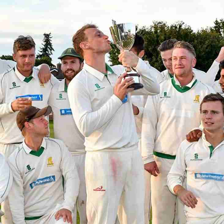 1st XI Crowned Birmingham League CHAMPIONS