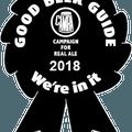 K&D named in CAMRA Good Beer Guide 2018