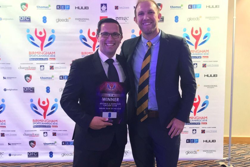 K&D named 2018 Junior Team of the Year