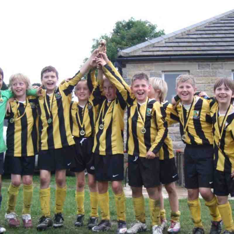 U10 Cumberworth Tournament June 2010