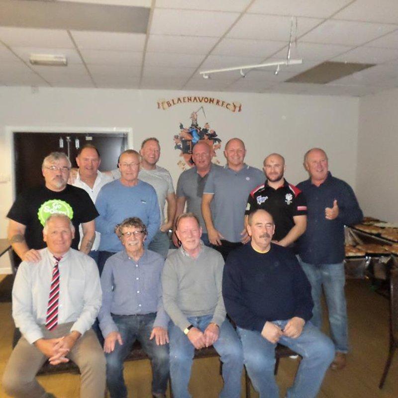 Blaenavon RFC Centenary 40 years on