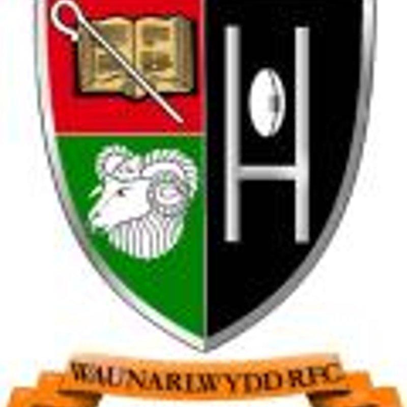 Blaenavon V Waunarlwydd Saturday 6th January 2018 K.O. 2-00pm