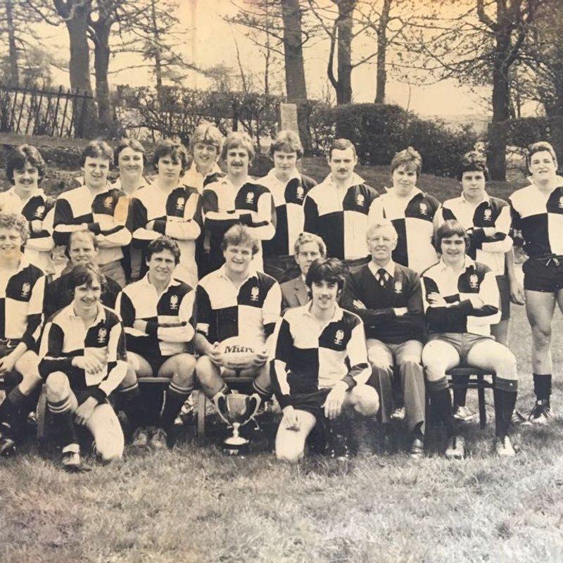 Blaenavon RFC Youth 1982/83