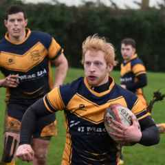 1st XV v Wellingborough OG 9th January 2016 (Photos by Alan Hancock)