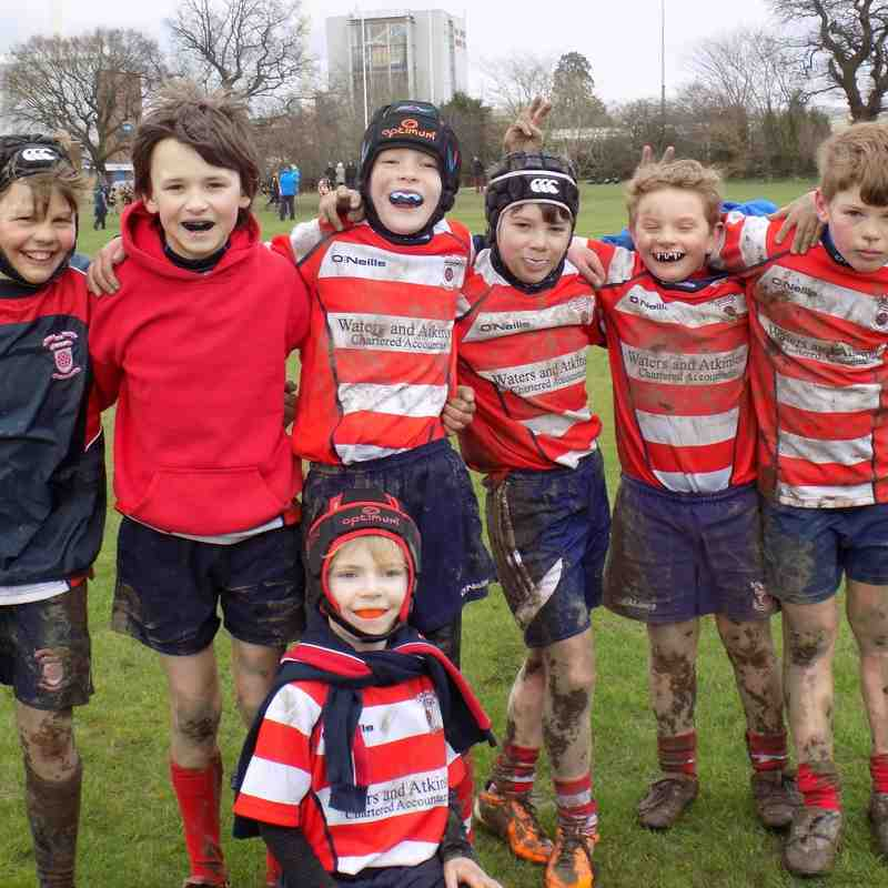Kendal / Upper Eden vs Vale of Lune U10's - 7/2/16