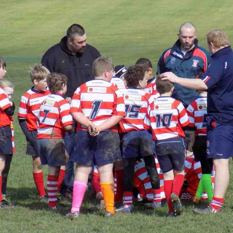 Vale Tournament March 2016 - U10's
