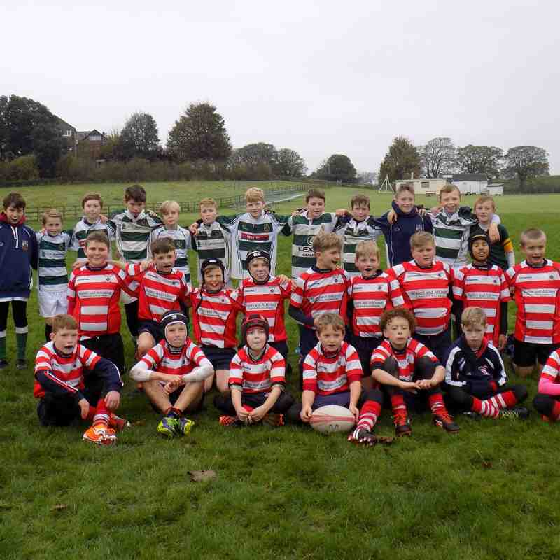 Vale of Lune U'11s v Penrith 13/11/16