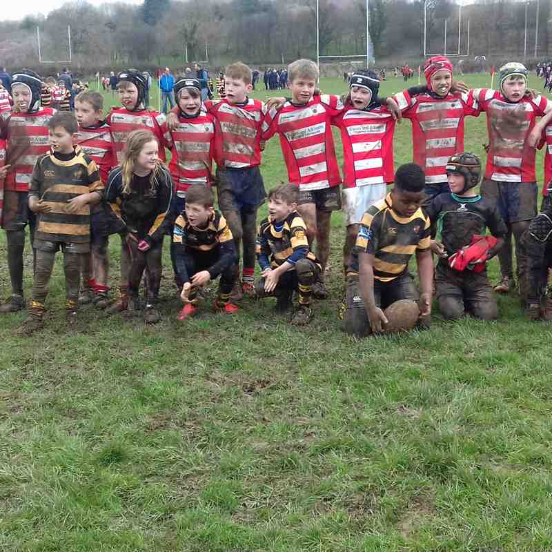 Vale of Lune vs Kendal U11's March 2017