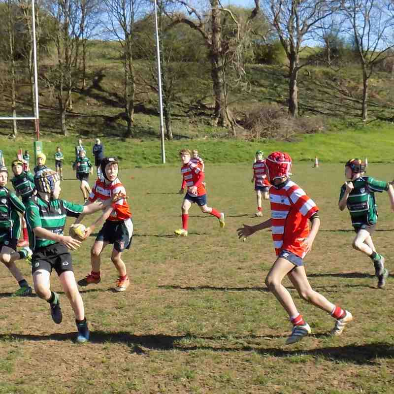 Vale of Lune Tournament U'11s April 2017
