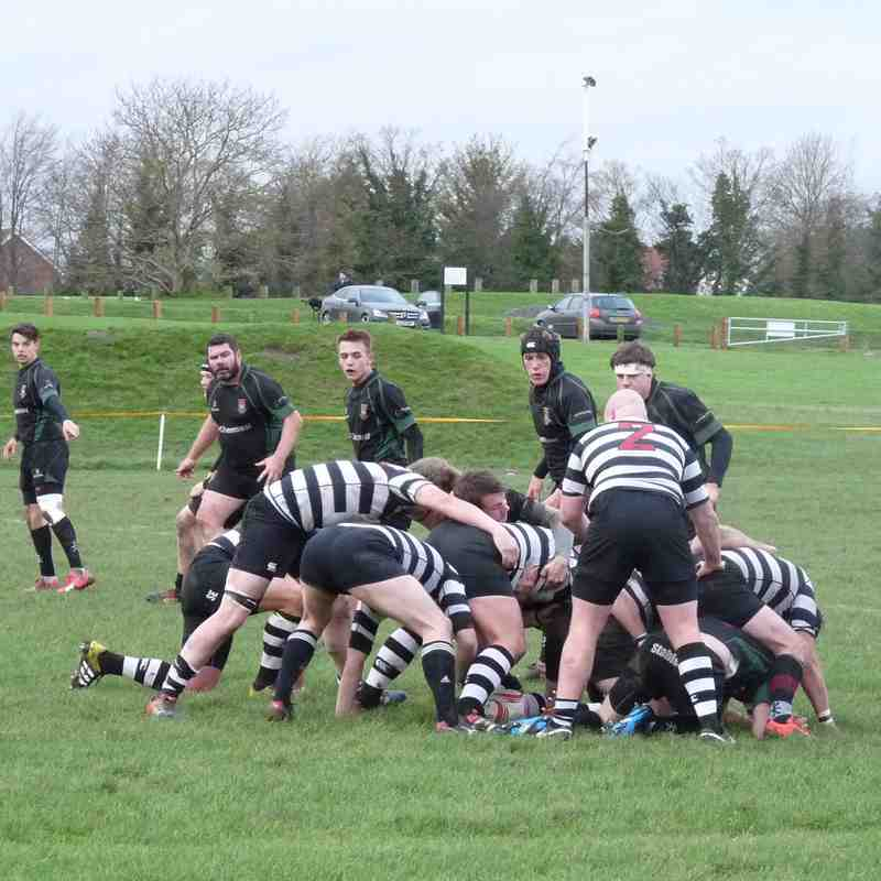 1stXV - Wisbech - 05-Dec-15