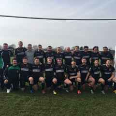 Newmarket 1st XV away to Mersea Island on 30-April