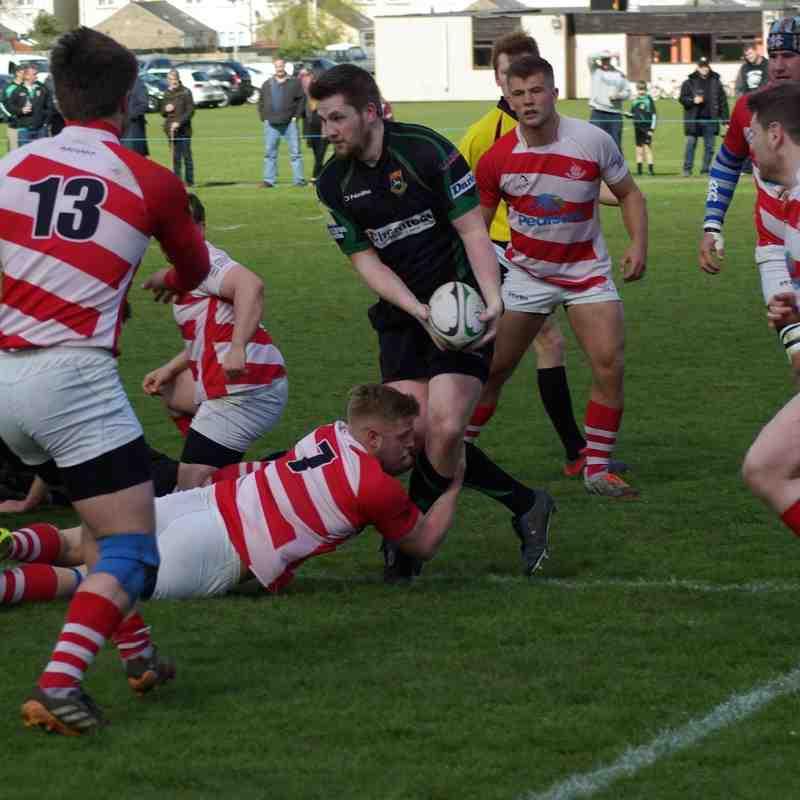 1st XV v Thetford - 23-April-16