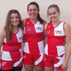 Newmarket's Three England Players