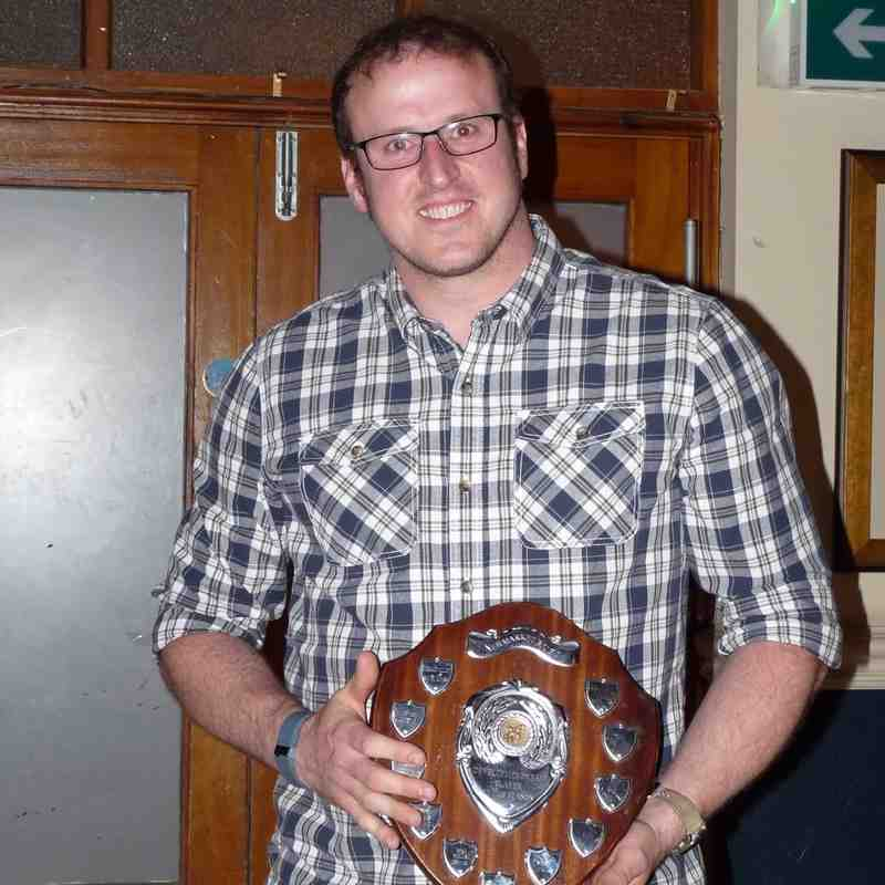 Development Player of the year - Joe Shipp