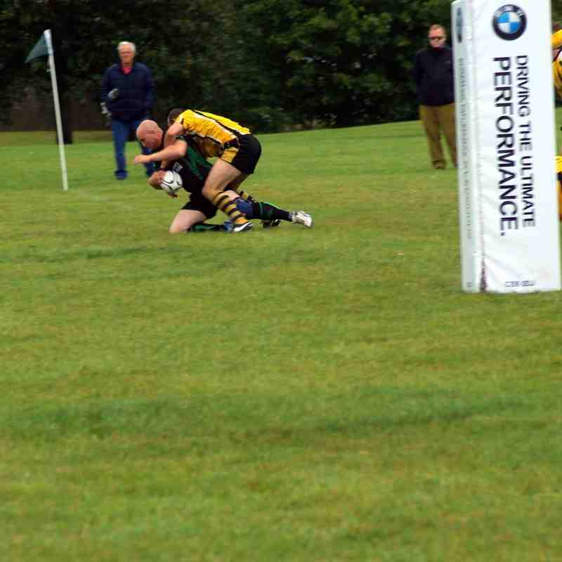 1st XV v Swaffham - Sat 10 Sep 2016