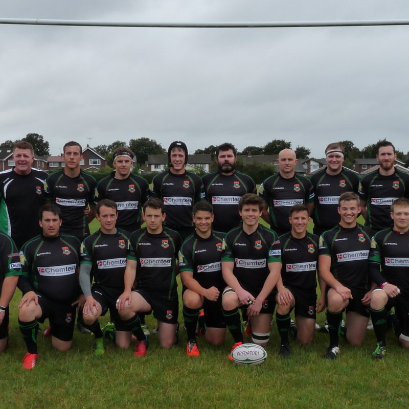 Newmarket 1st XV away to Woodbridge