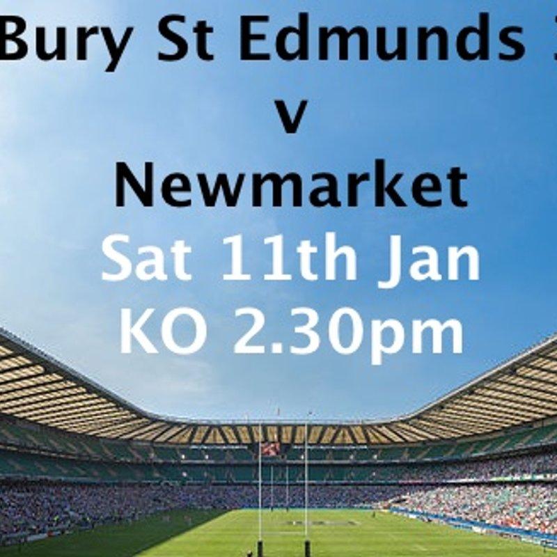 1st XV at Bury St Edmunds