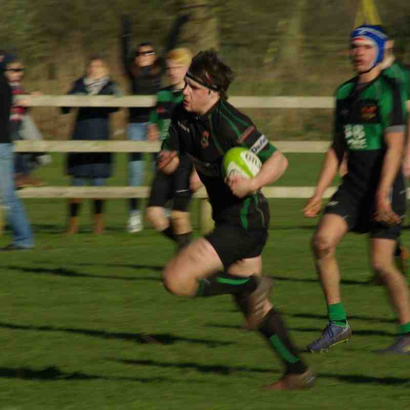 1st XV away to Beccles 23-Mar-17