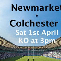 1st XV v Colchester 1-April-17
