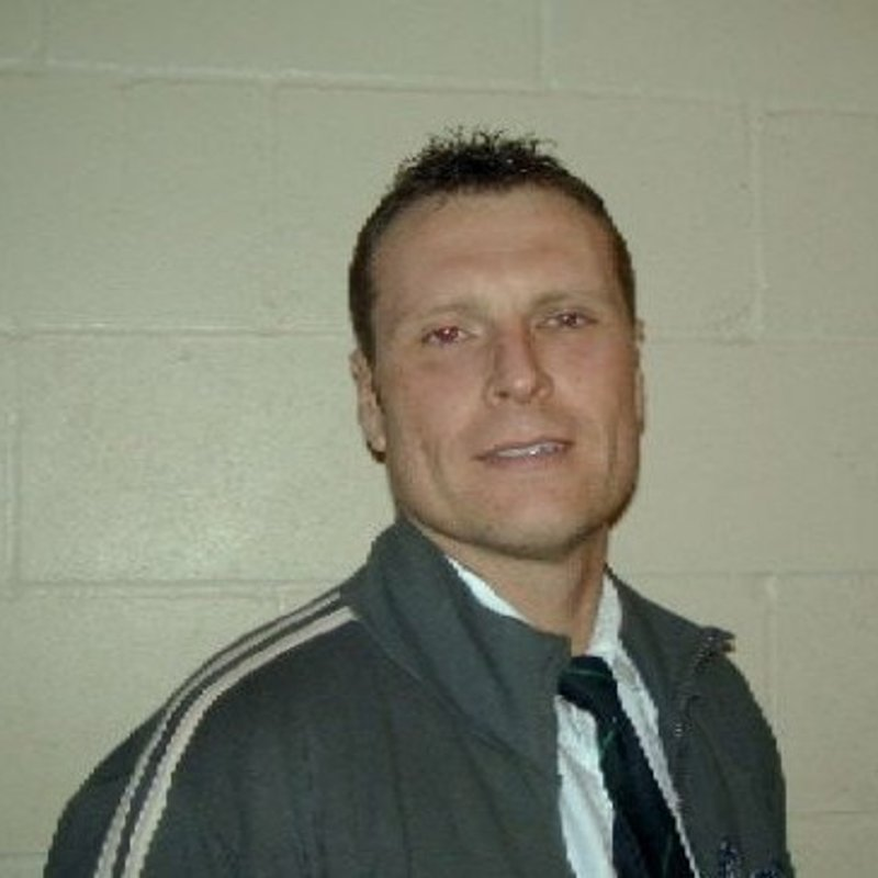 Loss of an ex-player and friend Ian Parsons.
