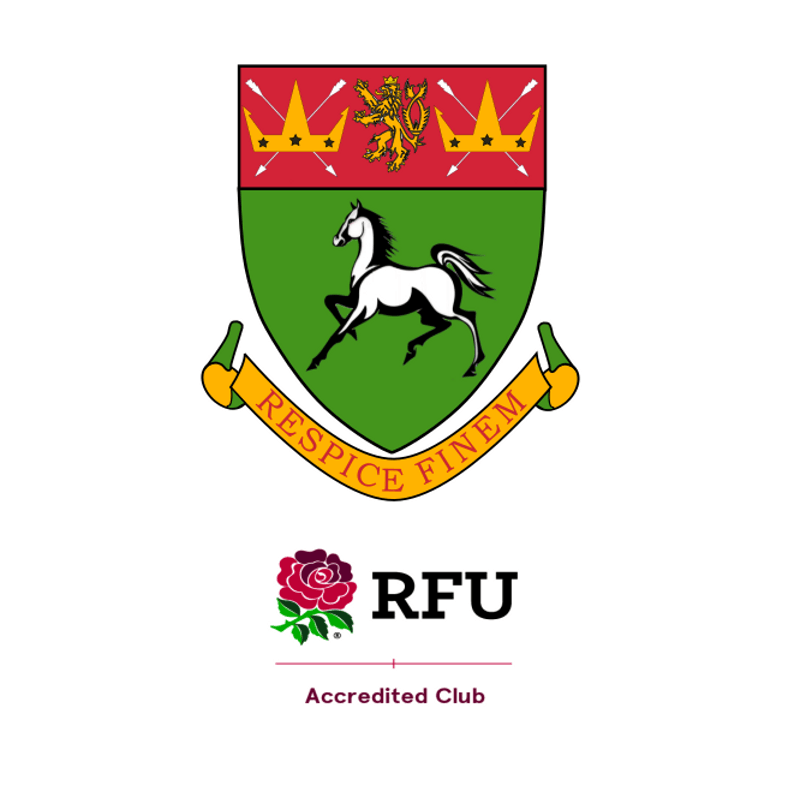 NRUFC will be receiving our official RFU accreditation at the club this Sunday 10.00am.