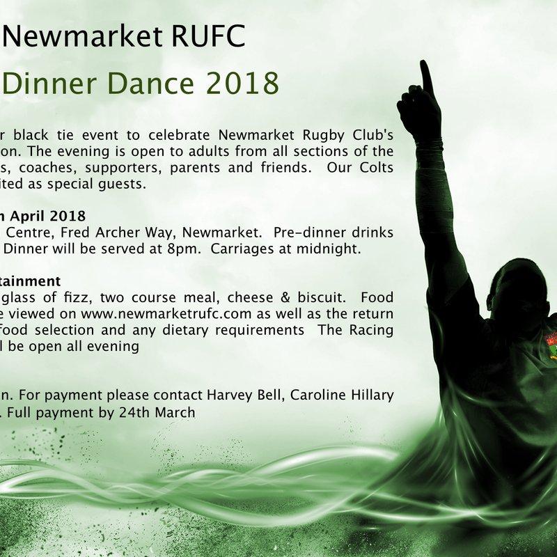 Rugby Club Dinner Dance