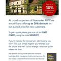 ABG Promotion for NRUFC