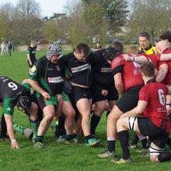 1st v Colchester on 23-Mar-19