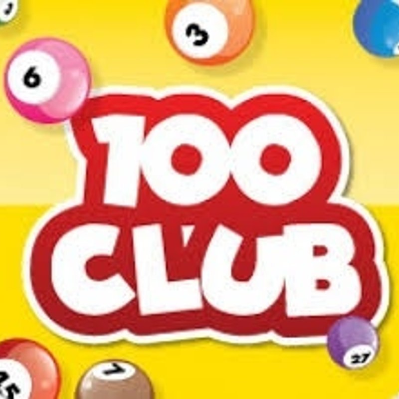 100 Club restarts in February so sign up now!!!