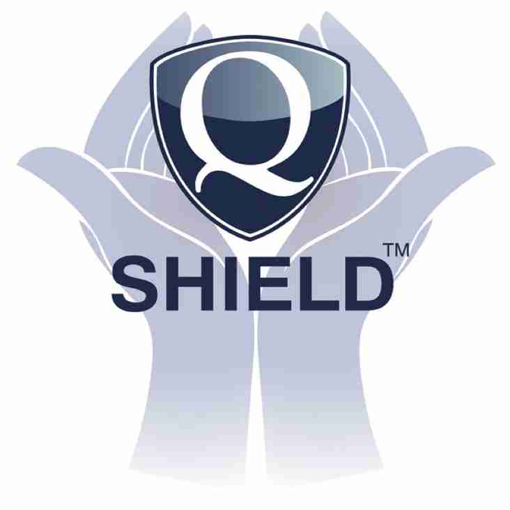 Q Shield are announced as sponsors of NMRFC's u11 team