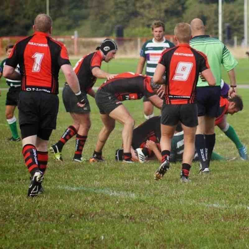 Heathens 1st XV v Bognor