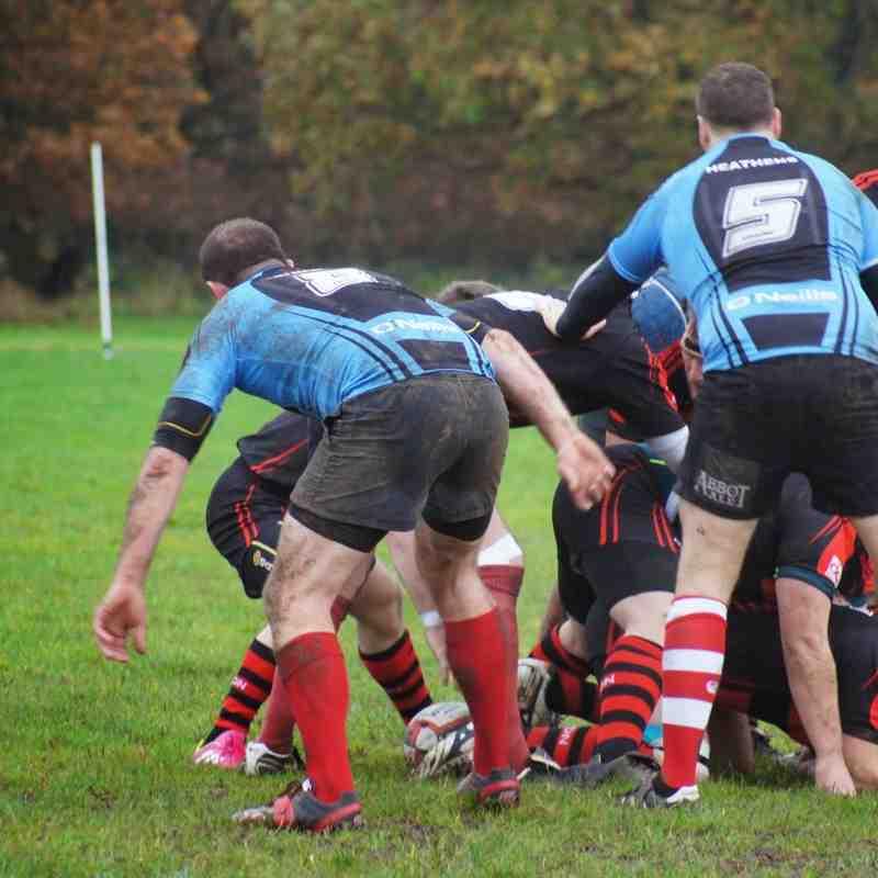 Heathens 1st XV v Alton
