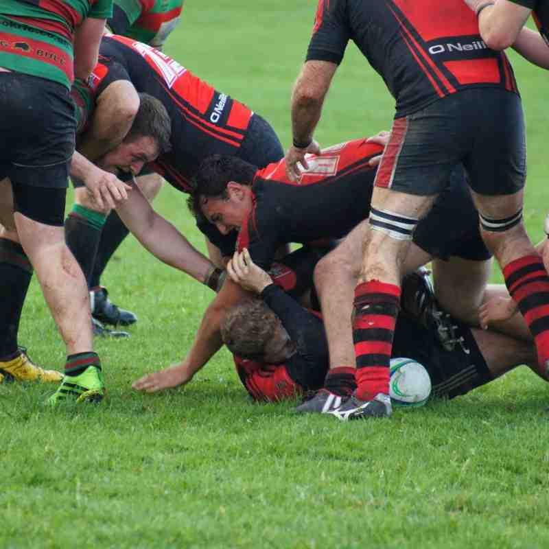 Heathens 1st XV v Millbrook