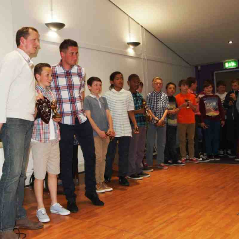 Pace Youth U12 Presentations 2013