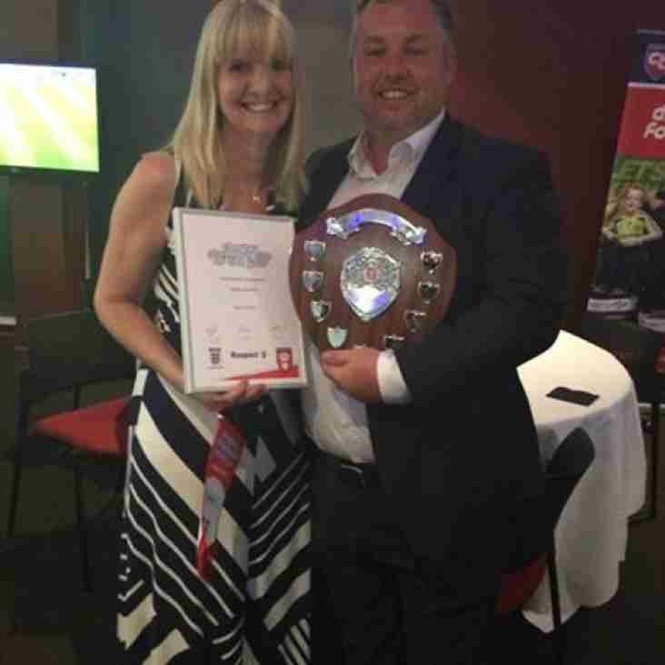Hampshire FA Charter Standard Club of the Year Award