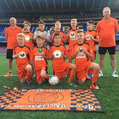 U12 Tigers v The Europa Cup - 17th June 2016