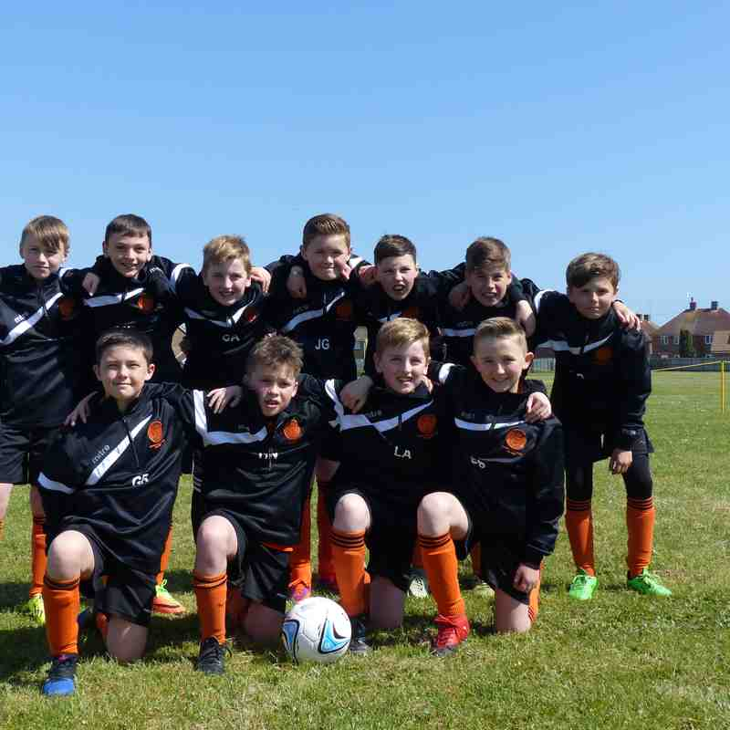 2016/17 - U11 Leopards Butlins Bognor Regis Tour