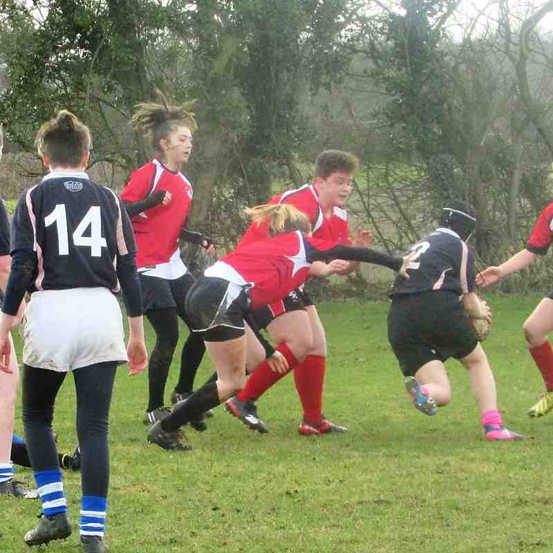 Lionesses v East Suffolk Lynx 18/02/18