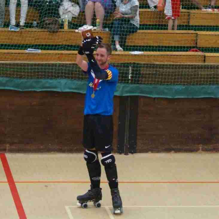 Halifax captain selected for England World B Championship squad