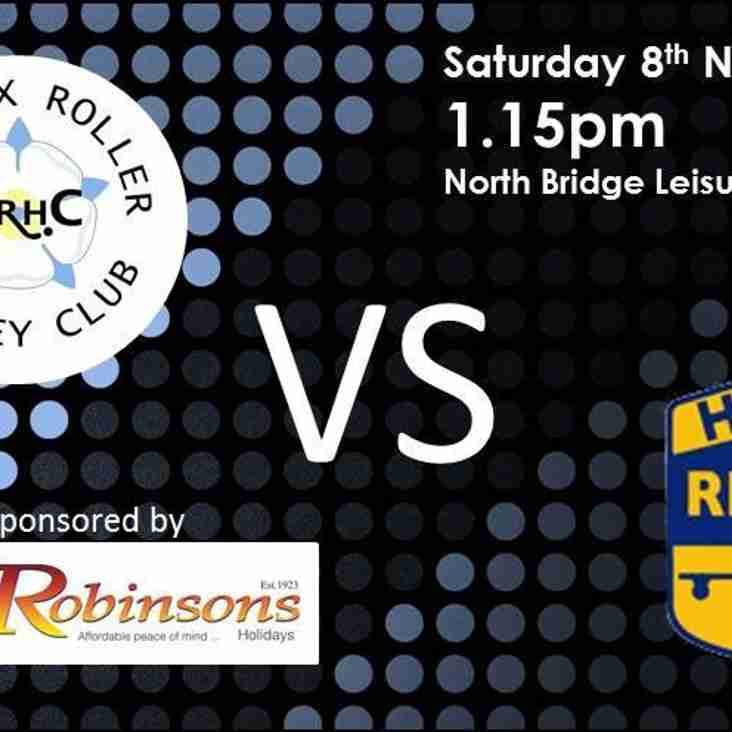 Halifax RHC V Herne Bay United