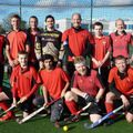 Men's 2nd XI lose to Cheshunt 1 15 - 1