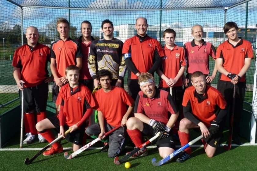 Men's 2nd XI lose to Hertford 3 0 - 5