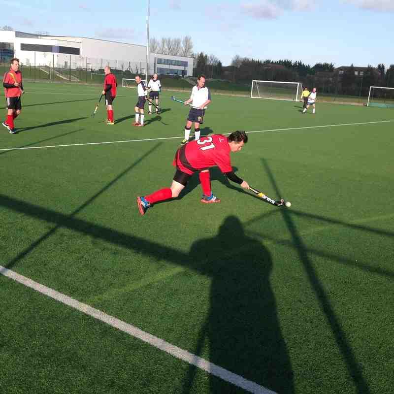 Vets v Rugby & East Warwickshire 08/02/15