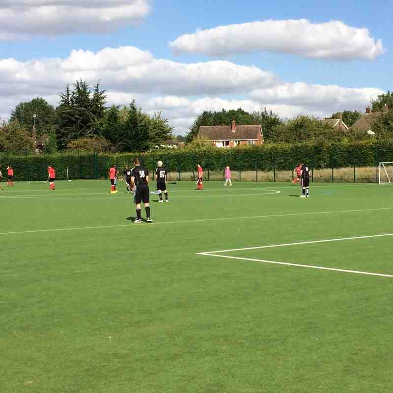 Men's 3rd XI v Luton Vagrants 28/09/2015